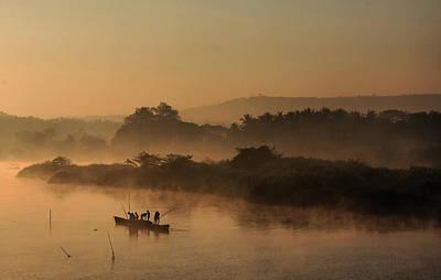 Karnataka Photograph - Morning Business by Manojaswathi Photography