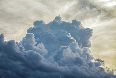 Photograph - Morning Clouds 5100-102218-1cr by Tam Ryan
