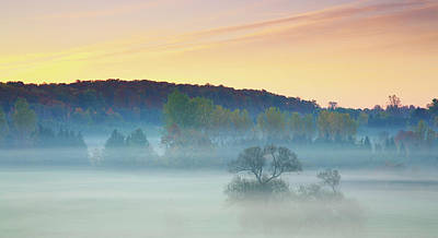 Photograph - Morning Mist by Henry@scenicfoto.com