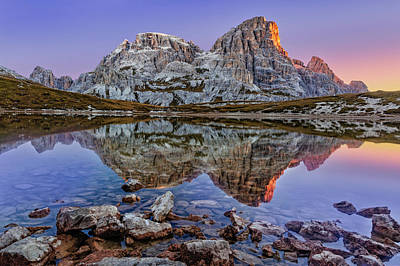 Photograph - Morning On Laghi Dei Piani by Dmytro Korol