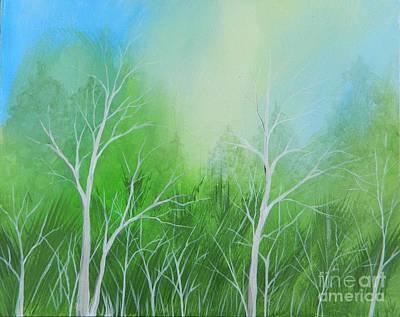 Painting - Morning Splendor by Judy Horan