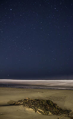 Photograph - Morning Stars With Beach  by John McGraw
