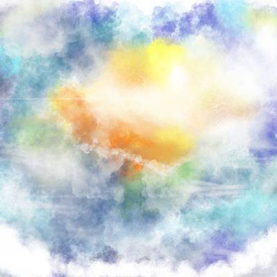 Painting - Morning Sun by Kelly Dallas