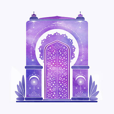 Kristian Gallagher Royalty-Free and Rights-Managed Images - Moroccan Dreams by Kristian Gallagher
