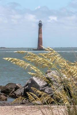 Photograph - Morris Island Lighthouse - Charleston South Carolina by Dale Powell