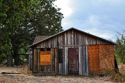 Photograph - Morrison Ranch House by Kyle Hanson