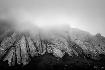 Photograph - Morro Bay IIi Bw by David Gordon