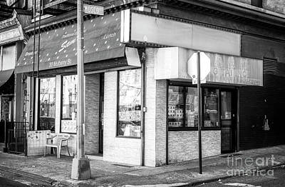 Photograph - Mosco Street New York City by John Rizzuto