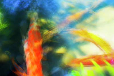 Photograph - Most Kolorful Koi by Joseph S Giacalone