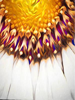 Digital Art - Mother Earth  by Cindy Greenstein