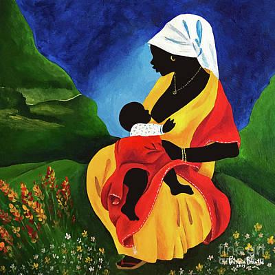 Painting - Motherhood by Patricia Brintle