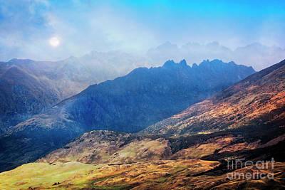 Photograph - Mount Aspiring National Park by Scott Kemper