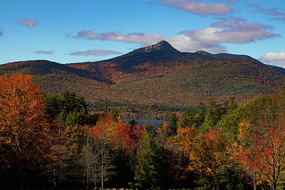Mount Chocorua New Hampshire Art Print