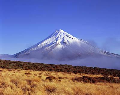 Scenery Photograph - Mount Egmont Or Taranaki by James Osmond
