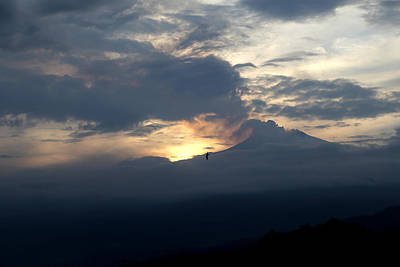 Photograph - Mount Etna 5 by Andrew Fare