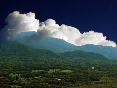 Photograph - Mount Greylock From Cobbles by Raymond Salani III
