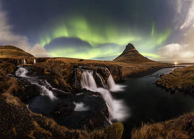 Photograph - Mount Kirkjufell by Photography by KO