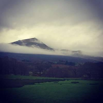 Photograph - Mountain Cloud by Samuel Pye