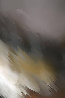 Painting - Mountain by John WR Emmett