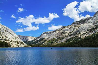 Photograph - Mountain Lake by Stefan Mazzola