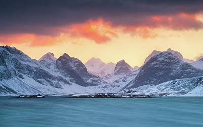 Photograph - Mountain Majesty by Michael Blanchette