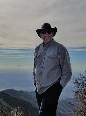 Photograph - Mountain Man by Karen J Shine
