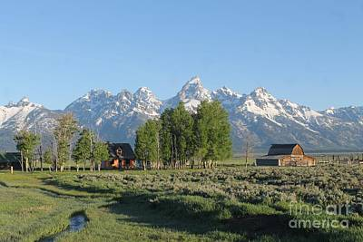 Wall Art - Photograph - Mountain View by Don Small Jr