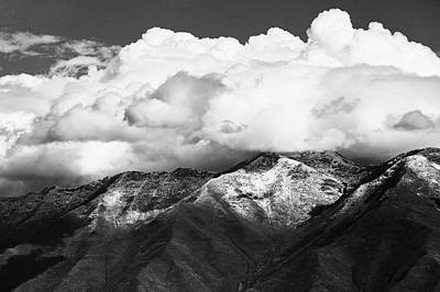 Photograph - Mountains by Bruno Maric