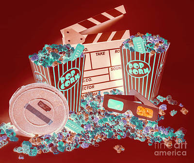 Photos - Movie makers inc. by Jorgo Photography - Wall Art Gallery