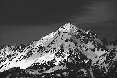 Photograph - Mt Shuksan Summit by Yulia Kazansky