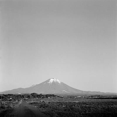 Scenery Photograph - Mt.daisen by Haribote.nobody