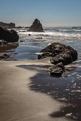 Photograph - Muir Beach IIi Color by David Gordon