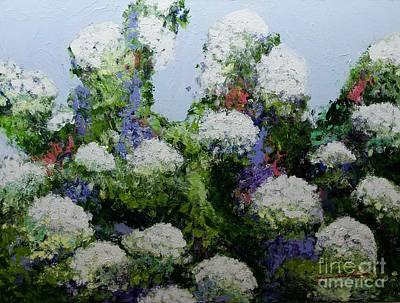 Photograph - Mum's Garden by Allan P Friedlander