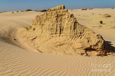 Photograph - Mungo National Park 01 by Werner Padarin