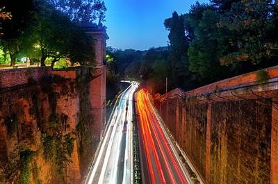 Photograph - Muro Torto by Fabrizio Troiani