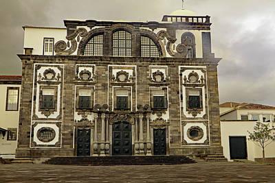 Photograph - Museu Carlos Machado by Tony Murtagh