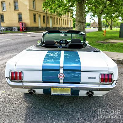 Photograph - Mustang Gto 350 Dreams by John Rizzuto