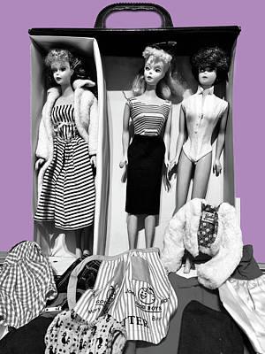 Caravaggio - My Sisters Barbies by Marilyn Hunt