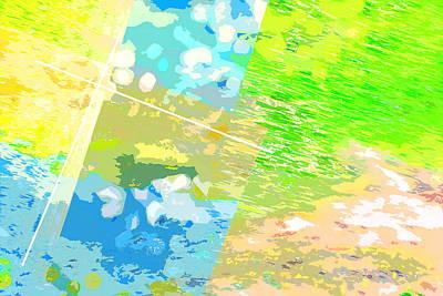 Digital Art - My Soul by Payet Emmanuel