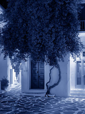Photograph - Mykonos by Nicholas V K