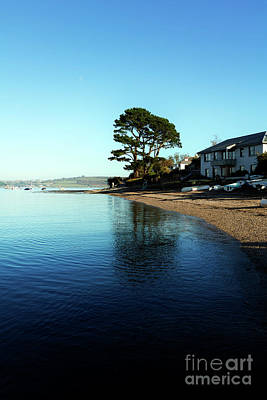 Photograph - Mylor Beach Cornwall by Terri Waters