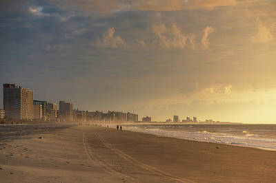 Photograph - Myrtle Sunrise by Brad Wenskoski