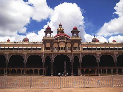 Karnataka Photograph - Mysore Palace by Sudarshan V