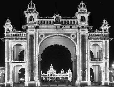 Photograph - Mysore Residences by Margaret Bourke-white