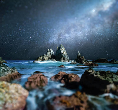 Photograph - Mysterious Night by Atomiczen