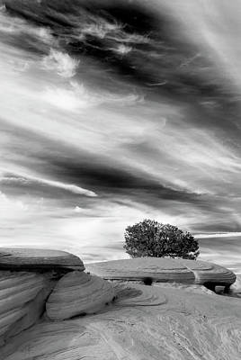 Photograph - Mystery Valley, Monument Valley, Az by Russell Burden