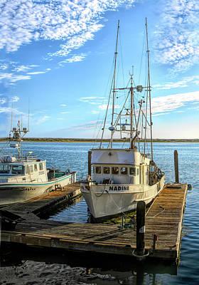 Photograph - Nadine Crab Boat Morro Bay California by Floyd Snyder