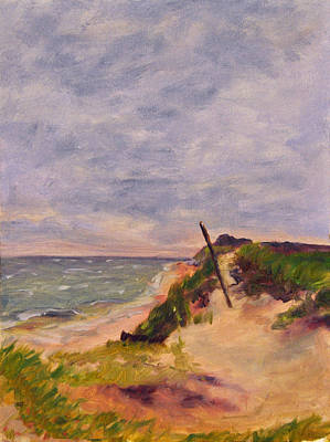 Painting - Nantucket Days by Michael Irish