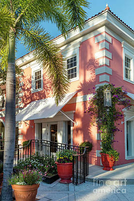 Photograph - Naples Florida Shops And Boutiques  by Brian Jannsen