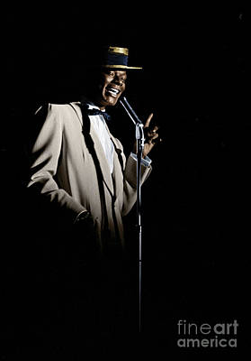 Photograph - Nat King Cole by Granger